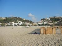 Zona Battigia - spiaggia, case sul lungomare ed in collina - 28 giugno 2012  - Alcamo marina (336 clic)