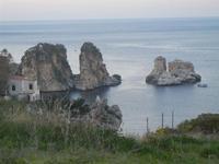 faraglioni - 31 marzo 2012  - Scopello (657 clic)