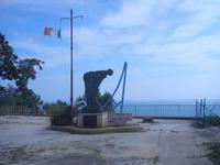 Villa Comunale Ignazio Scaturro - Monumento ai Caduti del Mare - 6 settembre 2012  - Sciacca (393 clic)