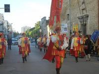 Corteo Rievocazione Storica dell'investitura a 1° Principe della Città di Carlo d'Aragona e Tagliavia - 26 maggio 2012  - Castelvetrano (316 clic)