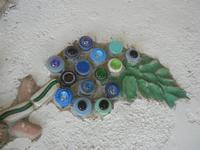 Cortile Carini - Laboratorio di Cocci per bambini - particolare - 6 settembre 2012  - Sciacca (429 clic)