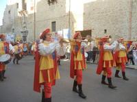 Corteo Rievocazione Storica dell'investitura a 1° Principe della Città di Carlo d'Aragona e Tagliavia - 26 maggio 2012  - Castelvetrano (850 clic)