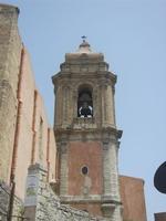 campanile della Chiesa Parrocchiale di San Giuliano  - 5 agosto 2012  - Erice (231 clic)