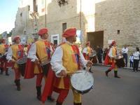 Corteo Rievocazione Storica dell'investitura a 1° Principe della Città di Carlo d'Aragona e Tagliavia - 26 maggio 2012  - Castelvetrano (455 clic)