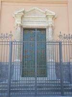 portone - Chiesa del SS. Crocifisso - 15 agosto 2012  - Calatafimi segesta (444 clic)