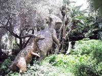 BIOPARCO di Sicilia - dinosauri - 17 luglio 2012 - Foto di Nicolò Pecoraro  - Villagrazia di carini (380 clic)