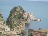 faraglioni e tonnara - 12 febbraio 2012  - Scopello (723 clic)