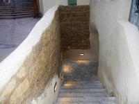 scalinata che scende al porto - 19 settembre 2012  - Castellammare del golfo (362 clic)