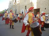 Corteo Rievocazione Storica dell'investitura a 1° Principe della Città di Carlo d'Aragona e Tagliavia - 26 maggio 2012  - Castelvetrano (498 clic)