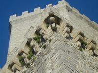 Torre Pepoli - particolare - 25 aprile 2012  - Erice (399 clic)