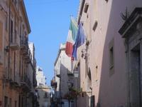 Via Garibaldi - centro storico - 9 settembre 2012  - Marsala (356 clic)