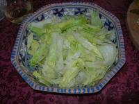 insalata verde - Nonna - 16 settembre 2012  - Balestrate (480 clic)