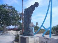 Villa Comunale Ignazio Scaturro - Monumento ai Caduti del Mare - 6 settembre 2012  - Sciacca (431 clic)