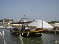 imbarcadero per l'Isola di Mozia e saline - 5 agosto 2012  - Marsala (346 clic)