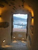 finestra sul porto - 19 settembre 2012  - Castellammare del golfo (336 clic)