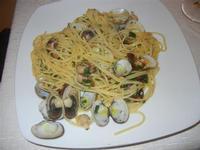 spaghetti - spaghetti con le vongole - Busith - 15 agosto 2012  - Buseto palizzolo (481 clic)