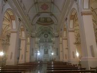Chiesa Madre di Sant'Anna - interno - 3 luglio 2012  - Balestrate (1385 clic)