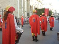 Corteo Rievocazione Storica dell'investitura a 1° Principe della Città di Carlo d'Aragona e Tagliavia - 26 maggio 2012  - Castelvetrano (536 clic)