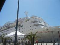 nave ormeggiata nel porto - 16 luglio 2012  - Trapani (290 clic)