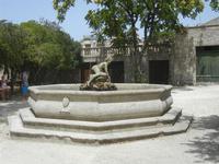 Fontana di Venere nel giardino del Balio - 5 agosto 2012  - Erice (984 clic)