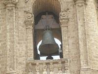 campanile della Chiesa Parrocchiale di San Giuliano  - 5 agosto 2012  - Erice (263 clic)