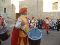 Corteo Rievocazione Storica dell'investitura a 1° Principe della Città di Carlo d'Aragona e Tagliavia - 26 maggio 2012  - Castelvetrano (321 clic)