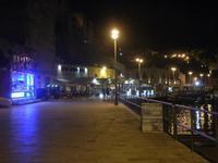 Via Don L. Zangara - case e locali sul porto - 6 settembre 2012  - Castellammare del golfo (898 clic)