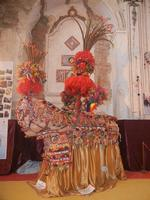 Mostra Ceto dei Cavallari - aspettando la Festa del SS. Crocifisso - 22 aprile 2012  - Calatafimi segesta (514 clic)
