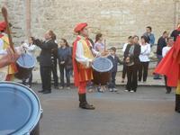 Corteo Rievocazione Storica dell'investitura a 1° Principe della Città di Carlo d'Aragona e Tagliavia - 26 maggio 2012  - Castelvetrano (351 clic)