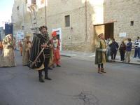 Corteo Rievocazione Storica dell'investitura a 1° Principe della Città di Carlo d'Aragona e Tagliavia - 26 maggio 2012  - Castelvetrano (322 clic)