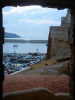 finestra sul porto - 19 settembre 2012  - Castellammare del golfo (409 clic)