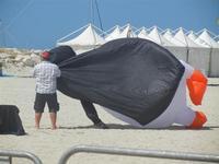 4° Festival Internazionale degli Aquiloni - 24 maggio 2012  - San vito lo capo (266 clic)