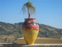 giara decorata - 15 agosto 2012  - Calatafimi segesta (685 clic)