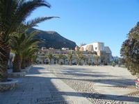 Piazza Petrolo 13 gennaio 2012  - Castellammare del golfo (488 clic)