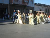 Corteo Storico di Santa Rita - 10ª Edizione - 27 maggio 2012  - Castelvetrano (279 clic)