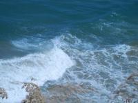 onde - panorama dalla periferia ovest della città - 27 agosto 2012  - Castellammare del golfo (286 clic)