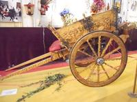 Mostra Ceto dei Cavallari - aspettando la Festa del SS. Crocifisso - 22 aprile 2012 - Foto di Nicolò Pecoraro  - Calatafimi segesta (579 clic)