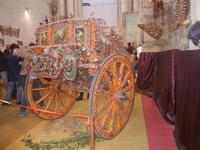 Mostra Ceto dei Cavallari - aspettando la Festa del SS. Crocifisso - 22 aprile 2012  - Calatafimi segesta (466 clic)