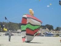 4° Festival Internazionale degli Aquiloni - 24 maggio 2012  - San vito lo capo (417 clic)