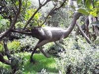 BIOPARCO di Sicilia - dinosauri - 17 luglio 2012 - Foto di Nicolò Pecoraro  - Villagrazia di carini (336 clic)