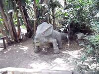 BIOPARCO di Sicilia - dinosauri - 17 luglio 2012 - Foto di Nicolò Pecoraro  - Villagrazia di carini (402 clic)