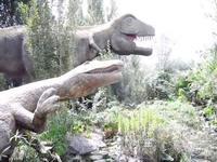 BIOPARCO di Sicilia - dinosauri - 17 luglio 2012 - Foto di Nicolò Pecoraro  - Villagrazia di carini (312 clic)