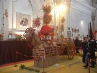 Mostra Ceto dei Cavallari - aspettando la Festa del SS. Crocifisso - 22 aprile 2012  - Calatafimi segesta (478 clic)