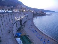 lido Cala Petrolo e locale sul mare - 26 agosto 2012  - Castellammare del golfo (1917 clic)