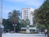 Piazza Saverio Friscia - Monumento ai Caduti - 6 settembre 2012  - Sciacca (761 clic)