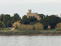 la palazzina sede del Museo Whitaker - 29 gennaio 2012  - Mozia (1178 clic)