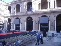 Piazza della Repubblica - centro storico - 9 settembre 2012  - Marsala (329 clic)