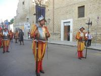 Corteo Rievocazione Storica dell'investitura a 1° Principe della Città di Carlo d'Aragona e Tagliavia - 26 maggio 2012  - Castelvetrano (287 clic)