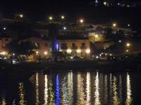Cala Marina - panorama notturno - 6 settembre 2012  - Castellammare del golfo (240 clic)