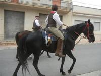 SPERONE - sfilata di cavalli - festa San Giuseppe Lavoratore - 29 aprile 2012  - Custonaci (713 clic)